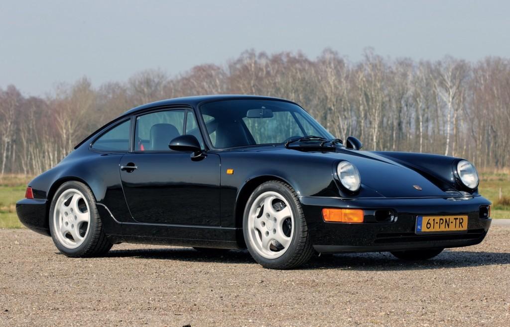 Porsche 964 Carrera 4 Lightweight