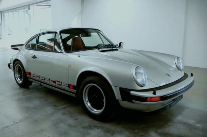 Porsche 911 2.7 Turbo