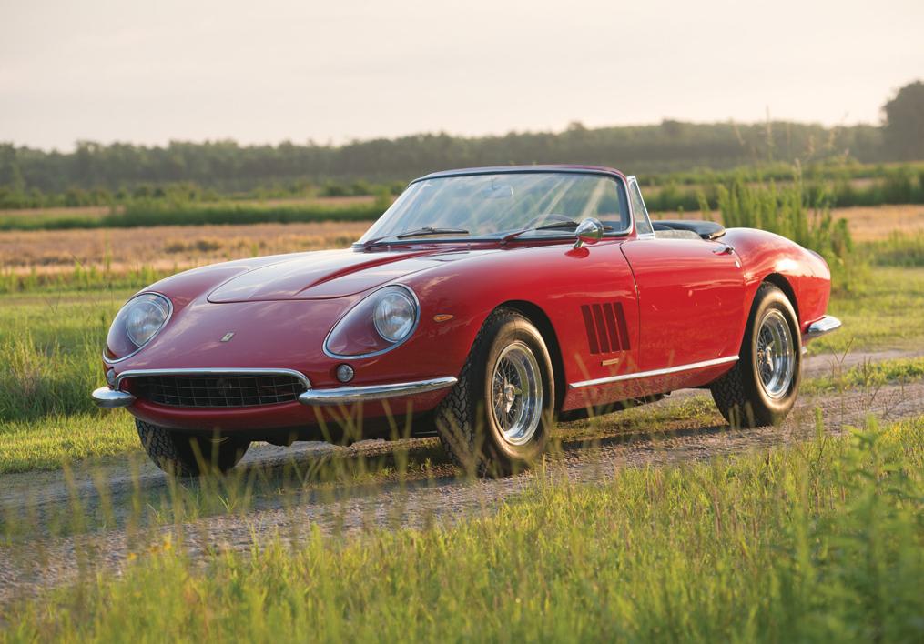 Ferrari 275 GTB/4*S N.A.R.T. Spider by Scaglietti