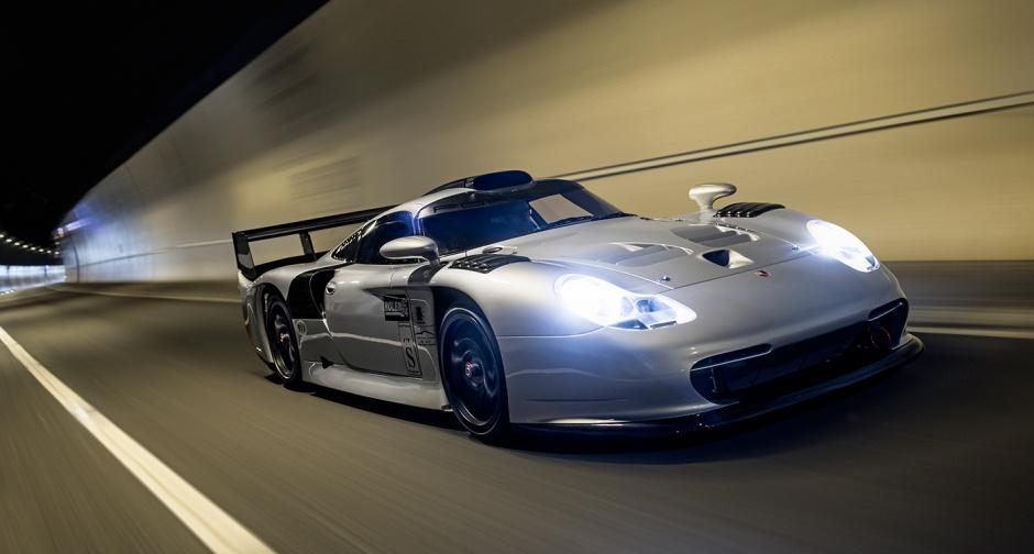 Porsche 911 GT1 Evolution - najopasnija zabava za volanom.