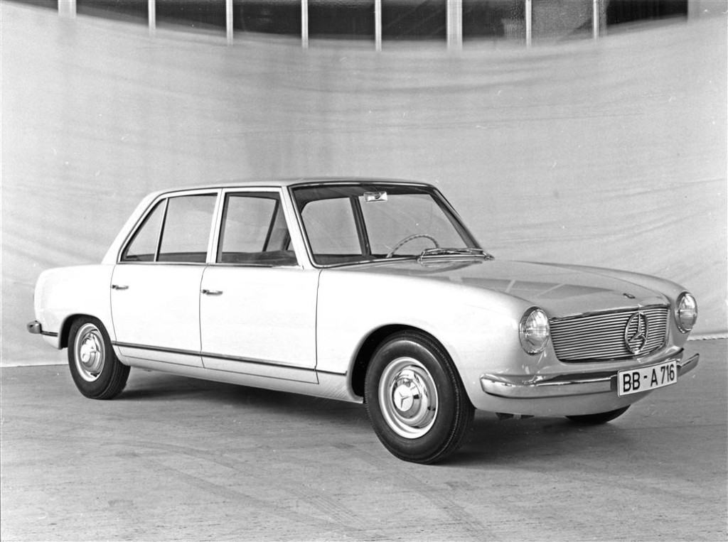 Mercedes-Benz W119 - projekt koji je zakuhao budućnost.