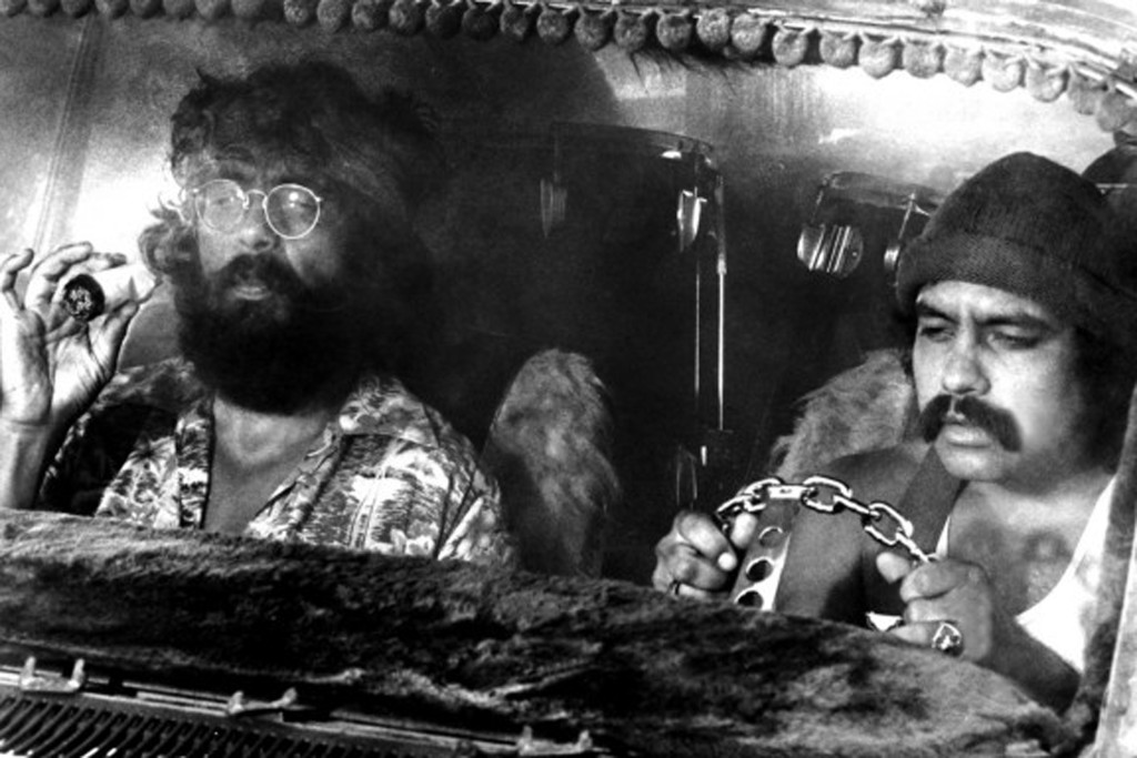 "Urnebesna scena iz filma ""Cheech & Chong - Up in Smoke"""