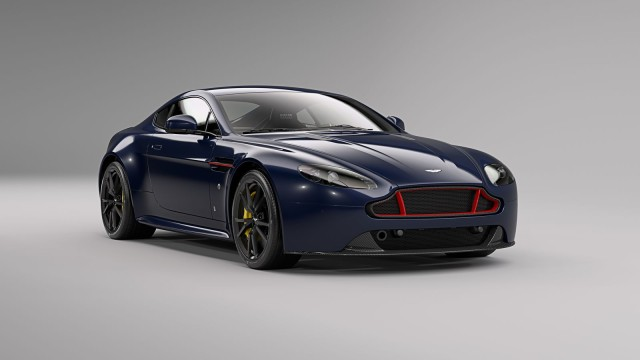Red Bull daje krila Aston Martinu.
