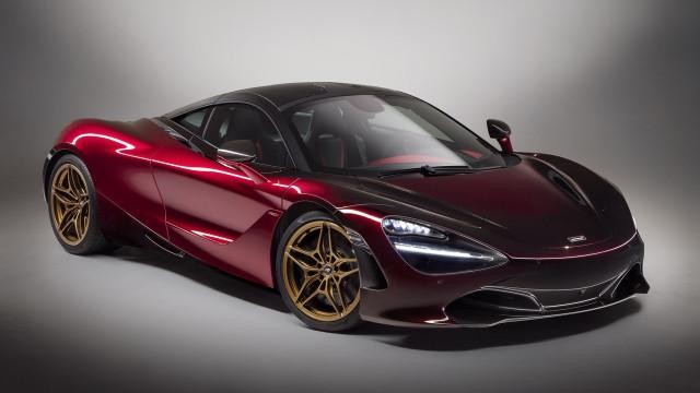 Prekrasne kombinacije za najnovijeg predstavnika McLarena.
