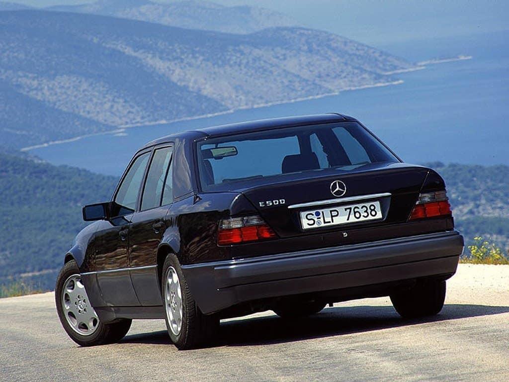 500E (bio) je stvarno impresivan automobil.