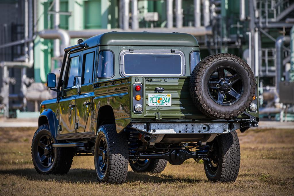 Land Rover - East Coast Defender