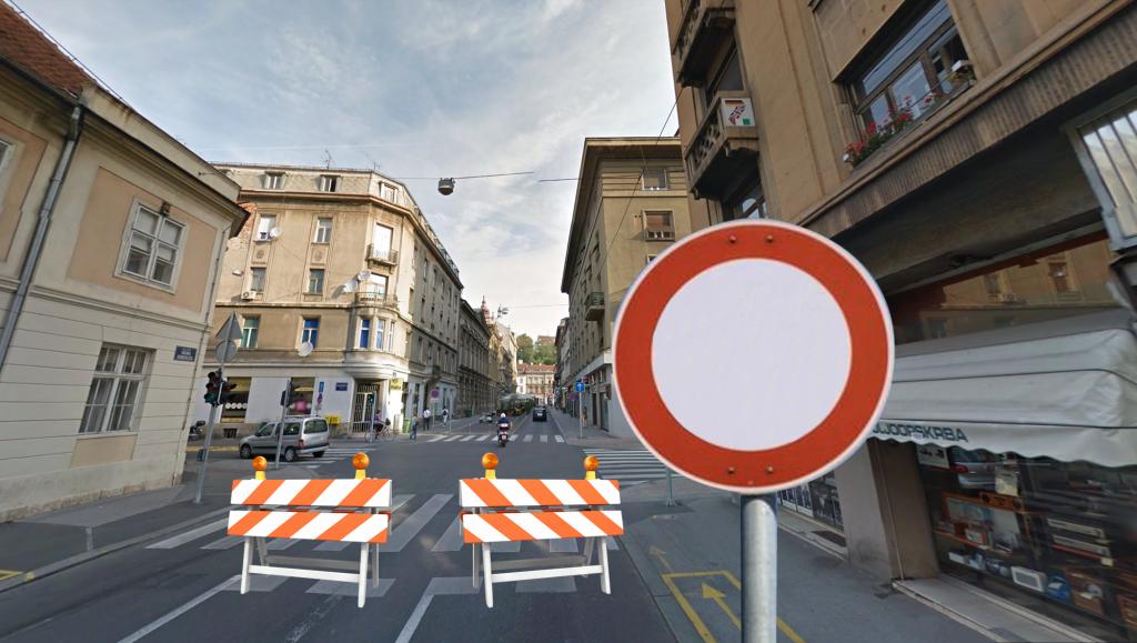 Vozači oprez: U centru Zagreba sutra zabranjen promet