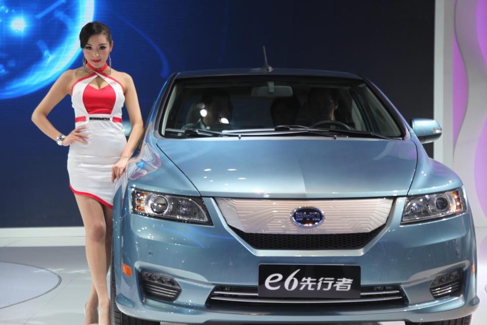 BYD e6 - automobil budućnosti?