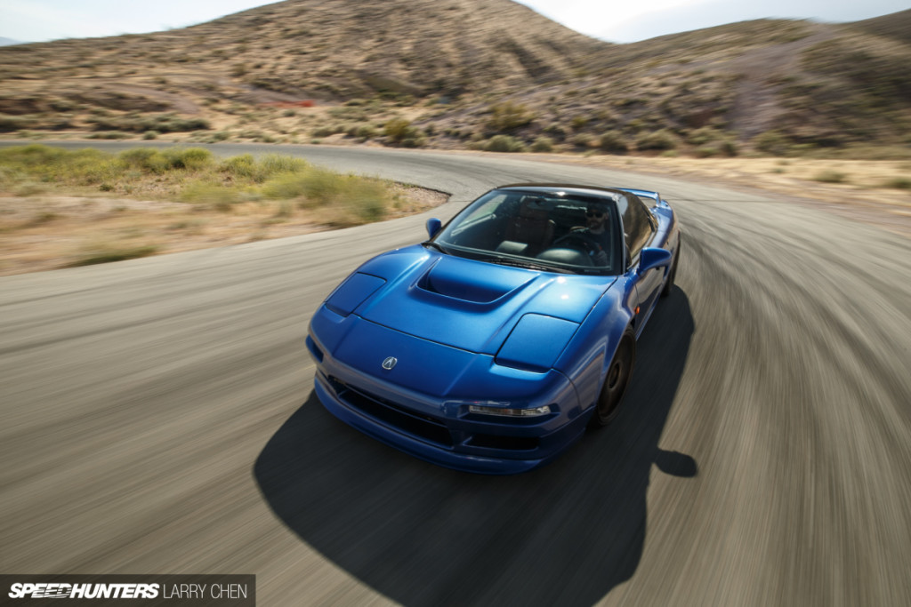 Acura NSX - Clarion Builds
