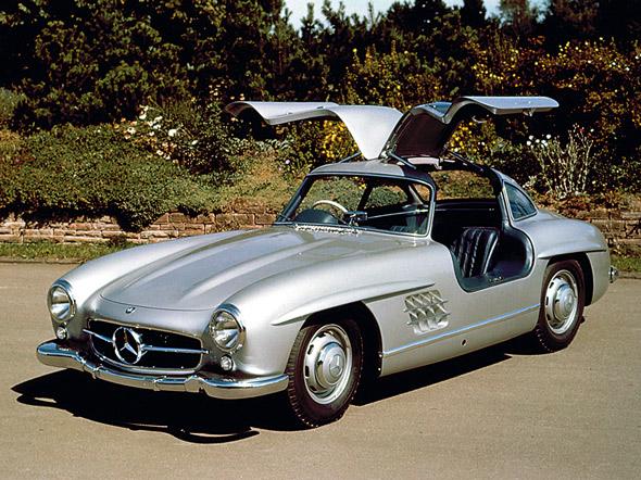 "Mercedes 300SL ""Gullwing"""
