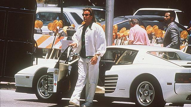 """""""Miami Vice"""" je dodatno proslavio Testarossu."""