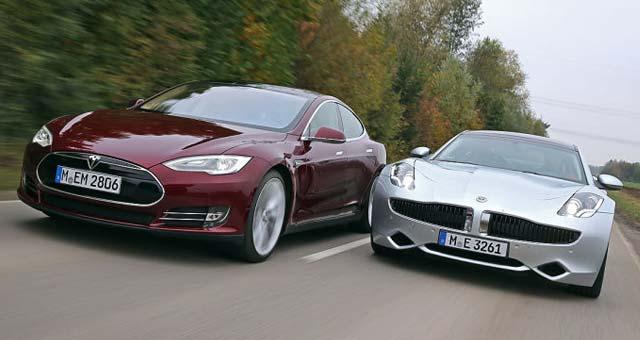 Tesla i Fisker kao dokaz da je budućnost već počela.