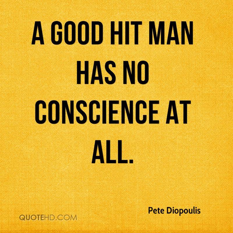 Imate li vi savjest?