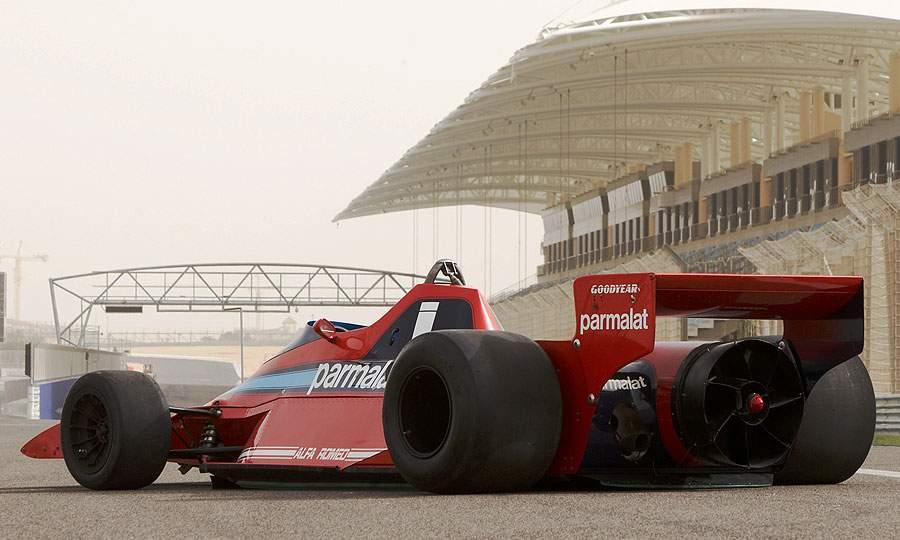 Brabham BT46B - Alfa na steroidima.