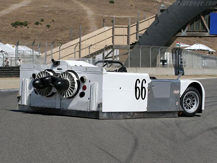 Chaparral 2J - apsolutno najružniji trkaći automobil ikad.