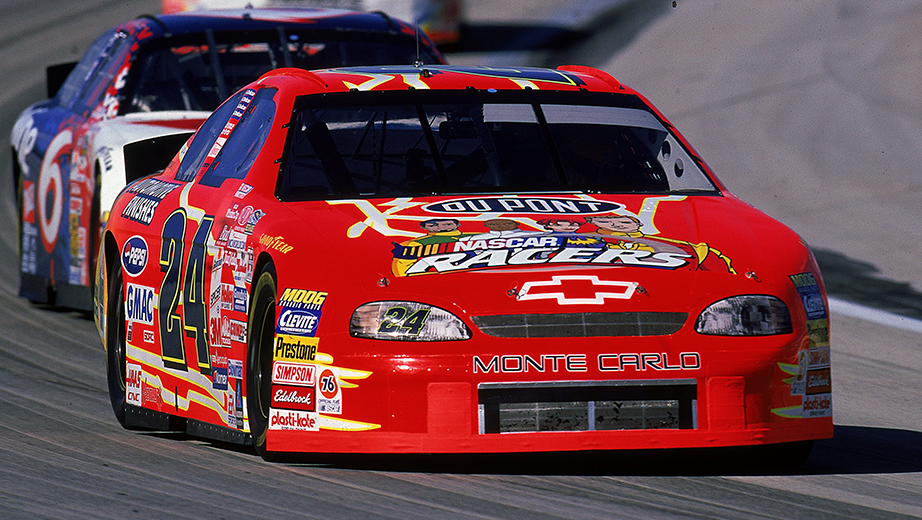 "Chevrolet Monte Carlo ""T-Rex"" - dinosaur koji to i nije."
