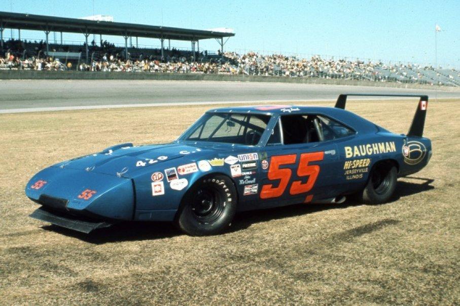 Dodge Charger Daytona - automobil koji je doslovce letio.
