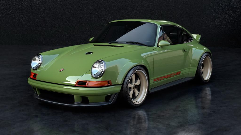 Za mnoge poimanje savršenog Porschea izgleda ovako.