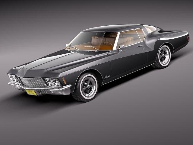 Buick Riviera - elegantna gromada iz sedamdesetih.
