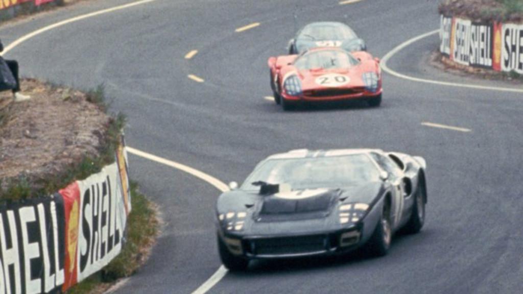 Ford GT - 24 sata Le Mansa