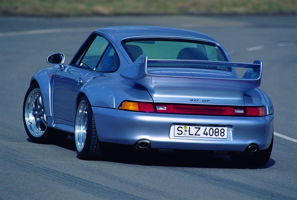 993 GT2 je danas jedan od najskupljih Porscheovih modela ikad.
