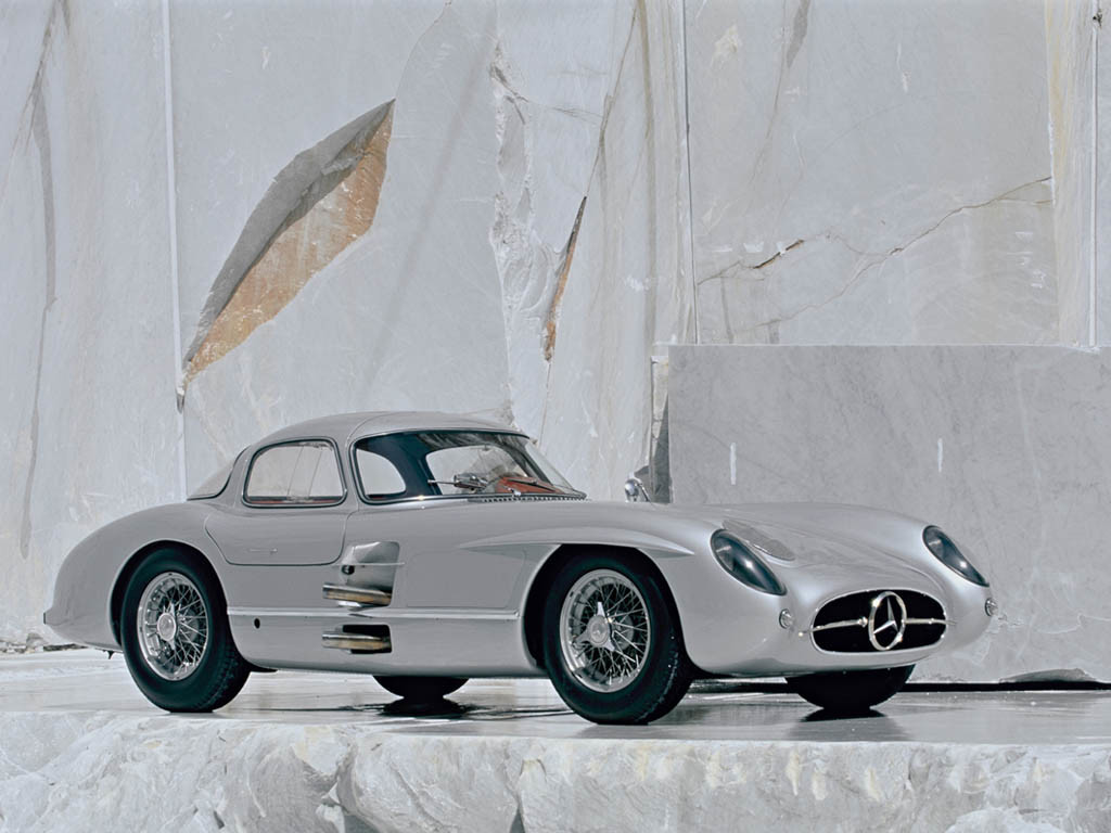Mercedes-Benz 300 SLR - i Sir Stirling Moss ga je volio.