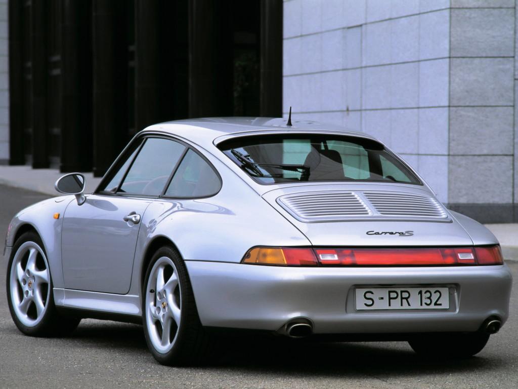 Porsche 911 u svojoj je 993 generaciji ispao opako poželjan.