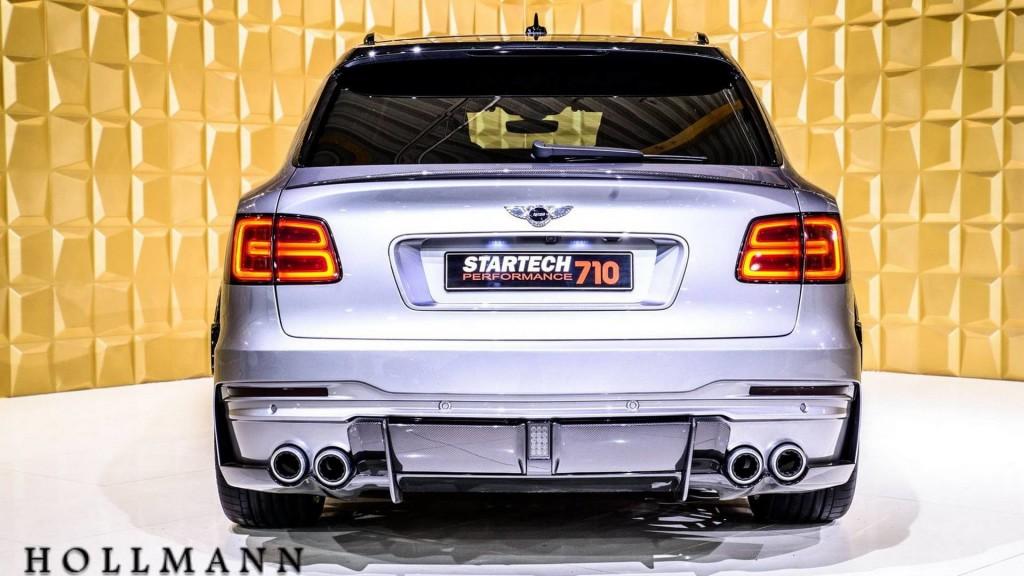 Bentley Bentayga - Electrolux Edition.