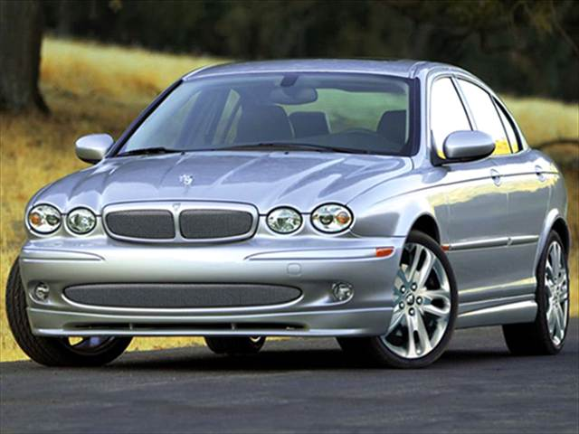 Jaguar Mond...ups... X-Type. Veliki Fail...