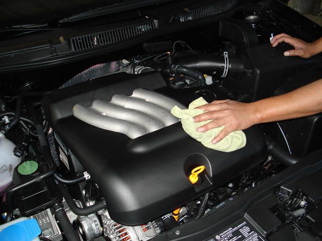 Sve je lako urediti, osim kad je u pitanju motor.