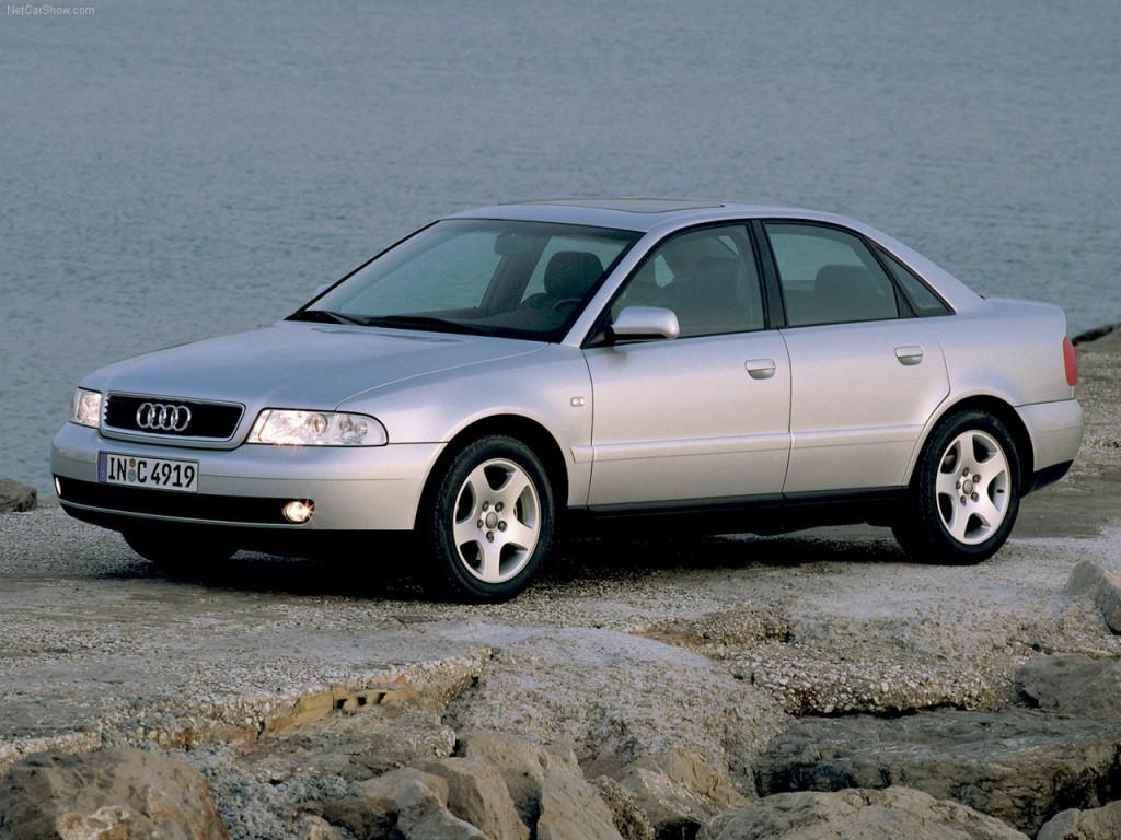 """Audi A4 (B5) - tup, neuvjerljiv i ni blizu """"trojke""""."""