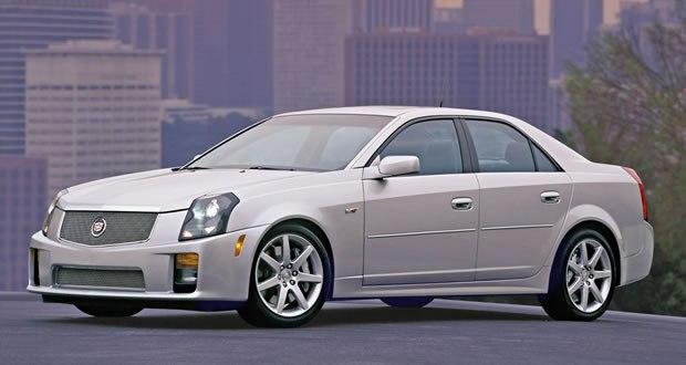 "Cadillac CTS-V kao ""konkurent"" BMW-u M3."