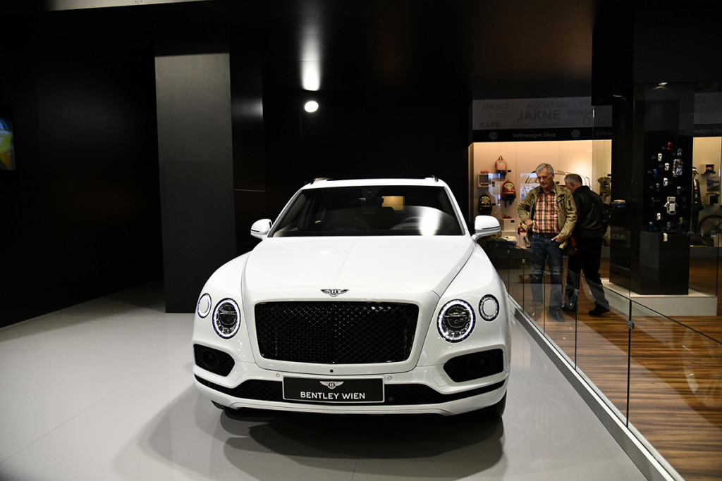 Bentley - Zagreb Auto Show