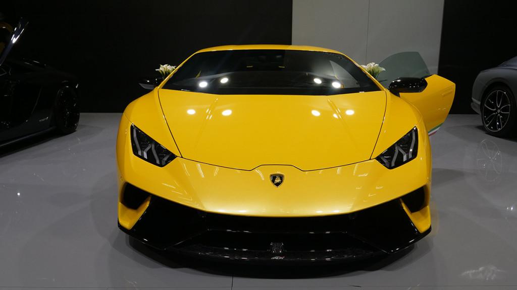 Lamborghini - Zagreb Auto Show