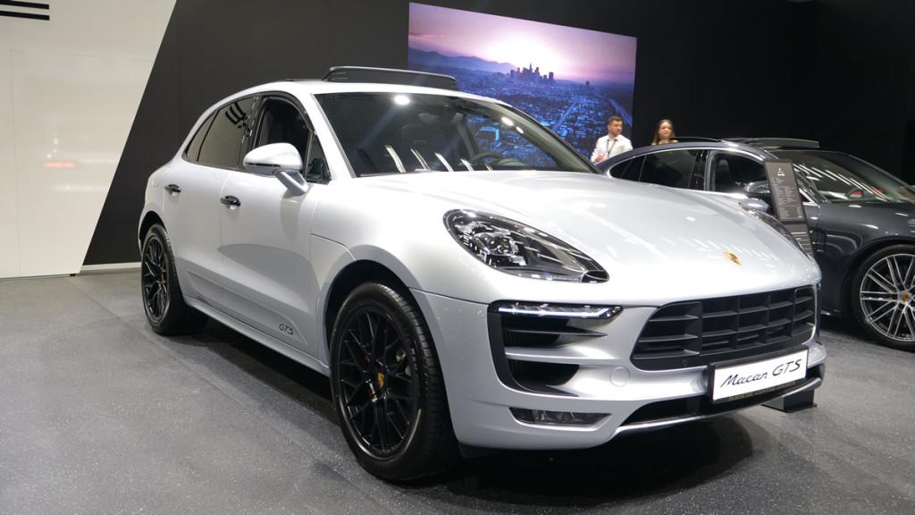 Porsche - Zagreb Auto Show