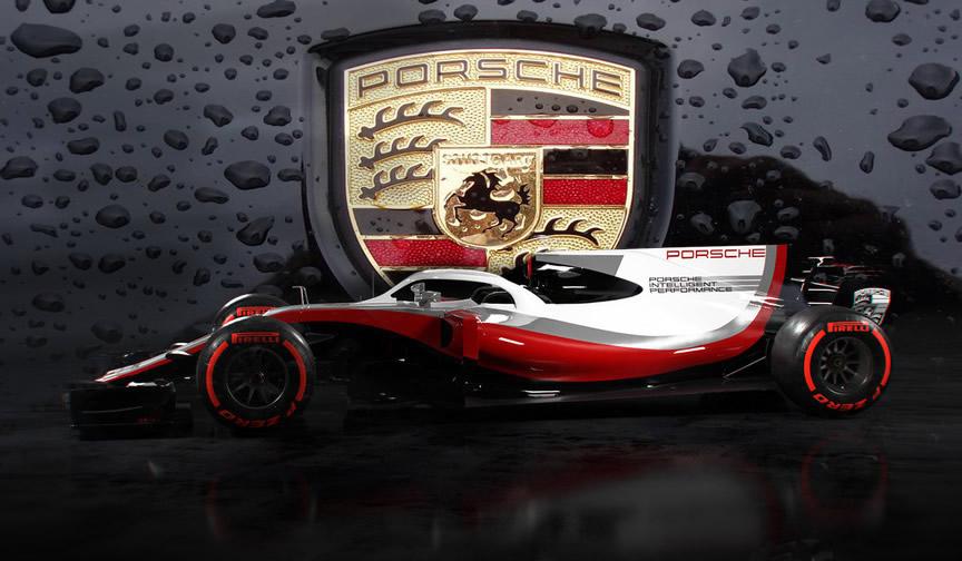 Porsche razmišlja o ulasku u Formulu 1