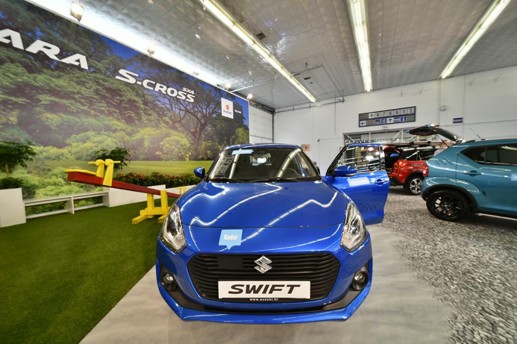 Suzuki - Zagreb Auto Show
