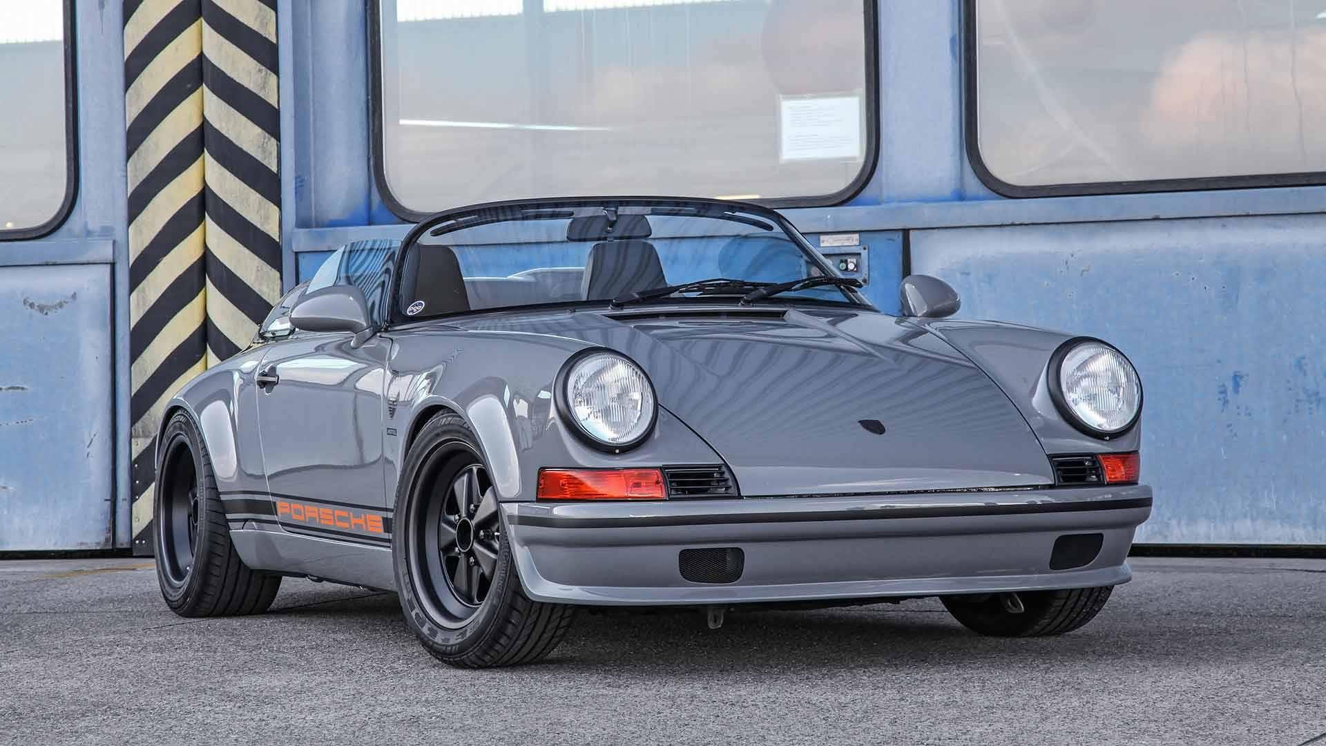 Je li ovo Porsche iz snova?