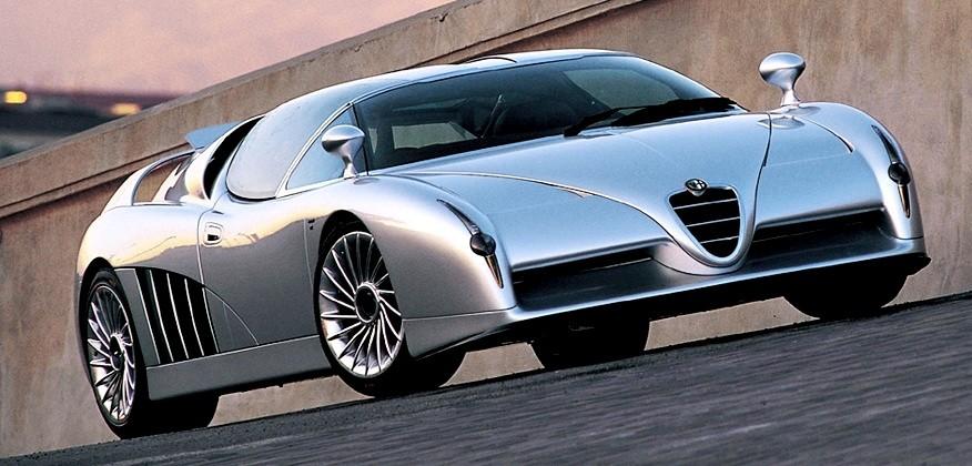 Alfa Romeo Scighera - dokaz da je Alfa znala bolje nego je pokazivala da zna.