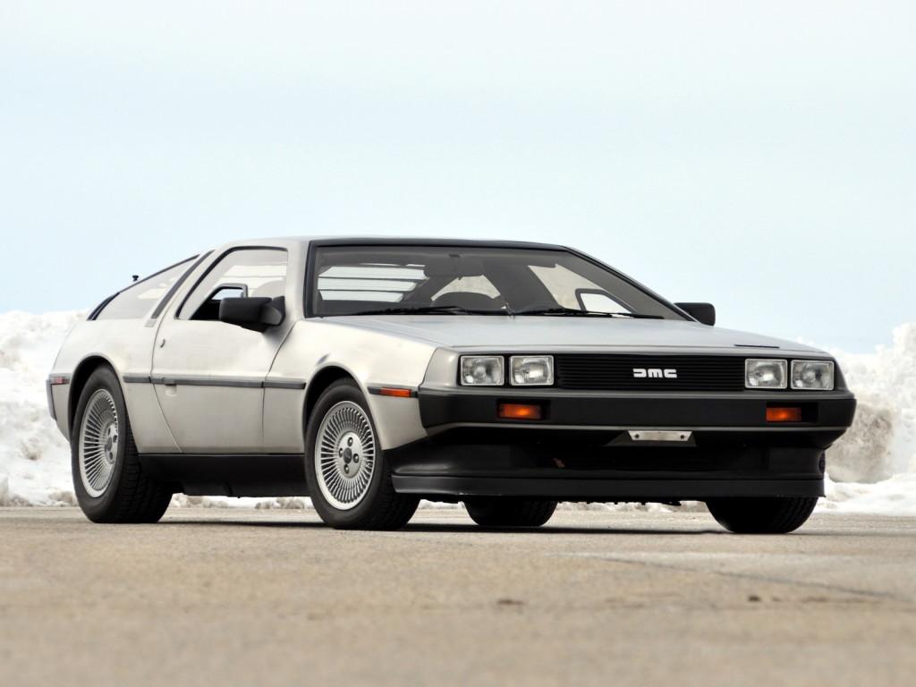 ItalDesign je dizajnirao DeLorean...