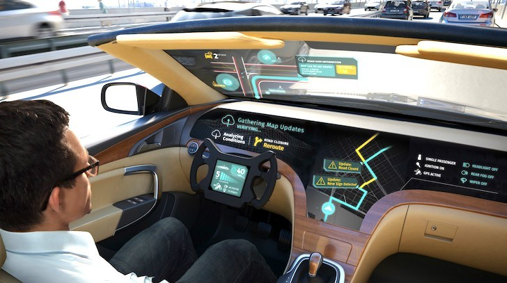 Objašnjavamo 5 razina samovožnje samovozećih automobila