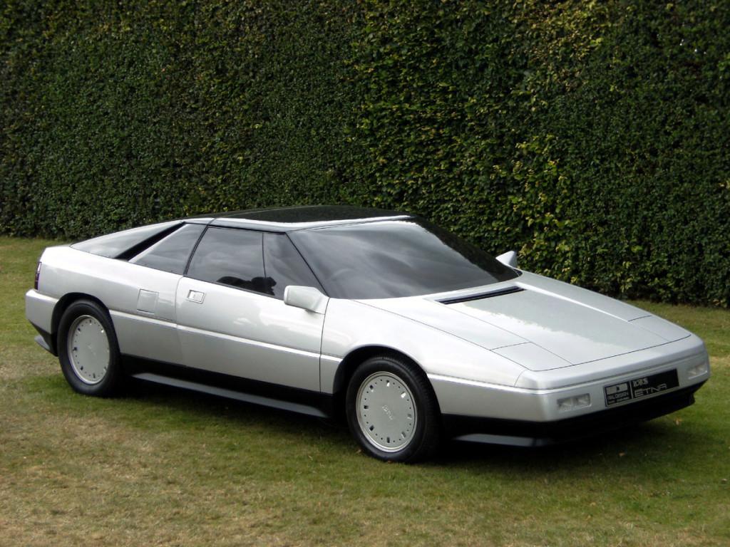 Lotus Etna - direktan prethodnik Espritu iz devedesetih.