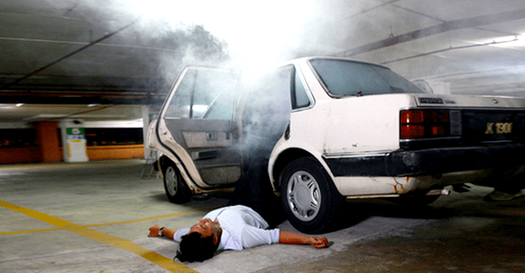 Prava opasnost je zapravo zbog povećane opasnosti trovanja ugljičnim monoksidom...