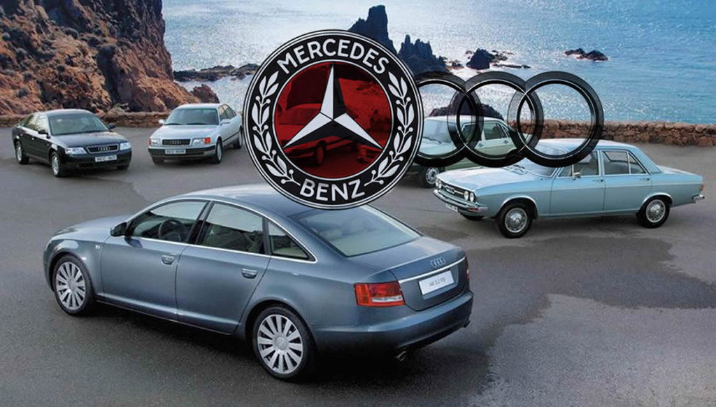 Evo kako je Mercedes-Benz stvorio Audi