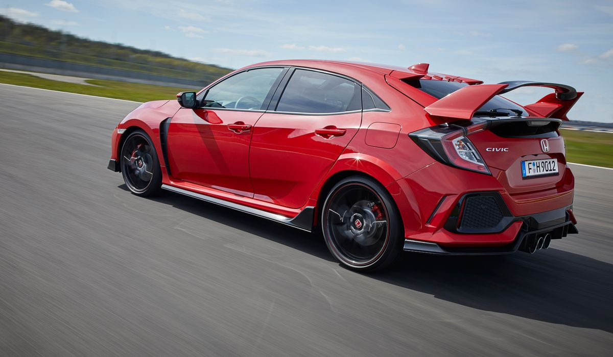 2018 Civic Type R