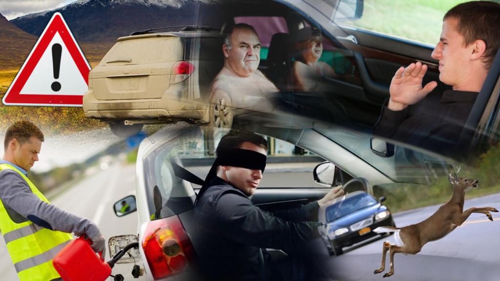 Ludi zakoni iz cijeloga svijeta (foto montaža)