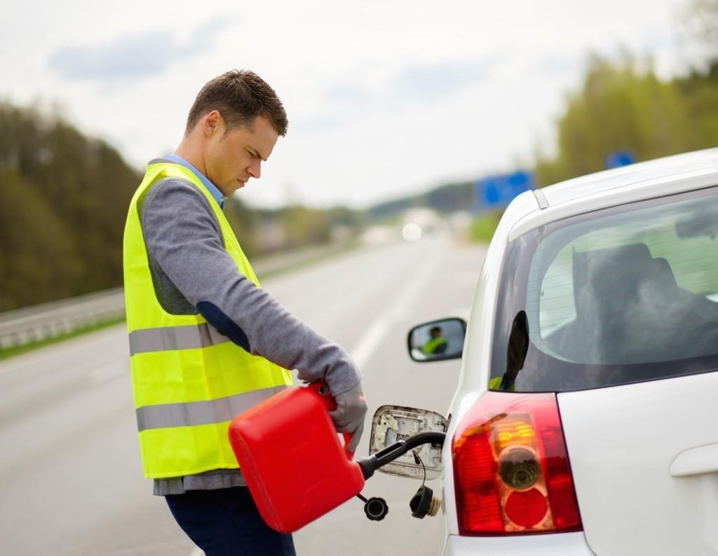Ostane li vam auto bez goriva, u Njemačkoj bi vas mogli kazniti zbog toga.