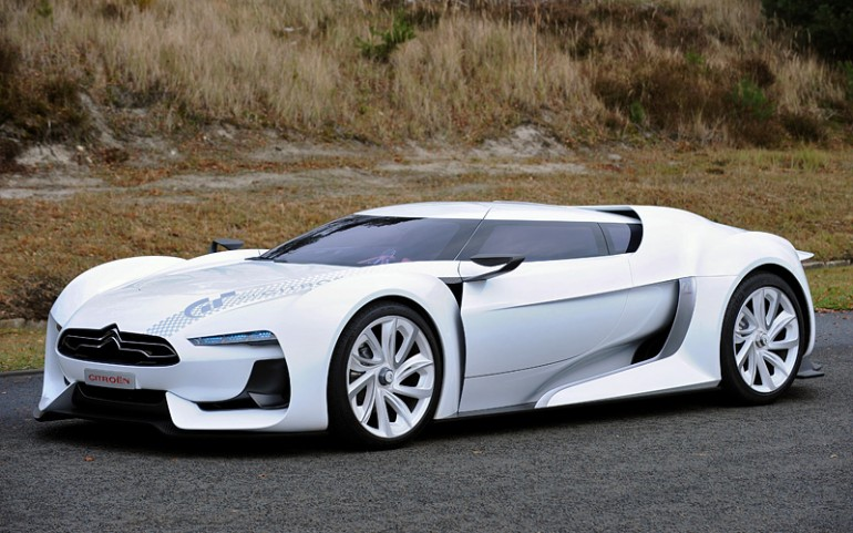 Citroën GT kao svojevrstan Cosplay.