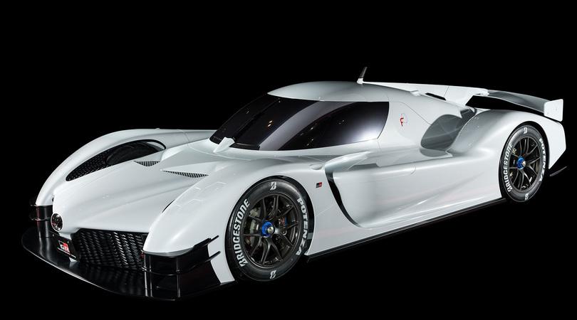 Toyota...Le Mans...Hibrid...i na kraju koncept.