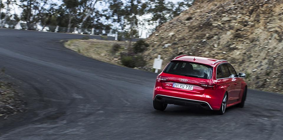 Podupravljanje - Audi S4